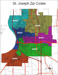 Crime Map By Zip Code by St Joseph Mo Official Website Community