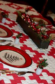 table decorations for christmas decorating of party