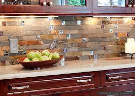 RED BACKSPLASH IDEAS Mosaic Subway Tile Backsplashcom - Kitchen with backsplash