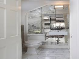 Powder Room In French Wall Accent Mirrors Powder Room Mirror In Powder Room Traditional