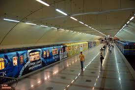 реклама метро