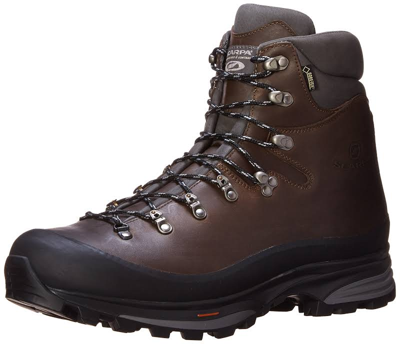 Scarpa Kinesis Pro GTX Backpacking Boots Ebony Medium 41.5 61000/201-Eby-41.5