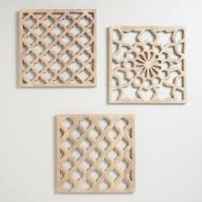 decoration carved wood wall art home decor ideas
