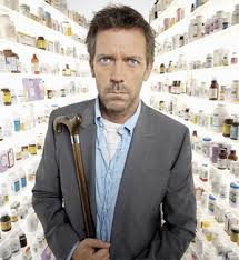 Turns out the Dr. House on television makes less money than some doctors helping the poor on medicare.