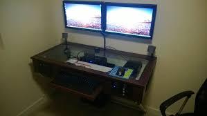 build complete my diy computer desk buildapc