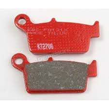 ebc sport carbon x brake pads fa131x dirt bike motorcycle