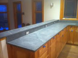 Kitchen Cabinets Wisconsin Furniture Oak Kitchen Cabinets With Soapstone Countertops For