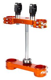 neken standard triple clamps ktm sx 85 2014 2016 revzilla