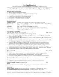 Entry Level Resume Examples by Human Resource Entry Level Resume Template Examples