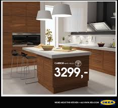 Ikea Kitchen Drawer by Stunning White Ikea Kitchen Design With White Colored Countertop