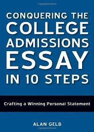 Home   Writing College Grad School Admissions Essay   The     the Electronic Reference Collection Cover Art  Conquering the college admissions essay