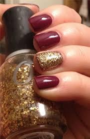 25 best fall gel nails ideas on pinterest sparkle gel nails