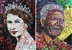 Artist Uses Hundreds of Found