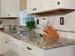 How To Open Kitchen Faucet by How To Install A Granite Kitchen Countertop How Tos Diy