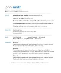 Template For Invoice Word Resume Template In Word 2010