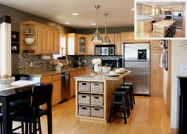 Fancy Kitchen Cabinets by Fancy Kitchen Wall Colors With Dark Maple Cabinets Kitchen Paint