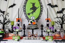 Halloween Birthday Food Ideas by A Wickedly Sweet Witch Inspired Halloween Party Spaceships And