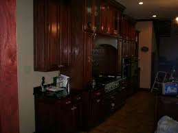 red oak cabinets with red mahogany stain for the home red oak cabinets with red mahogany stain