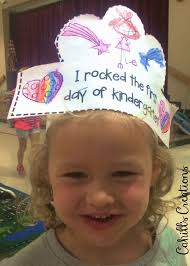 ideas about Kindergarten First Day on Pinterest   Second     Pinterest First Day of School Crown  https   www teacherspayteachers com