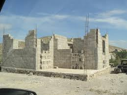 Building A Concrete Block House House Construction Concrete Block House Construction