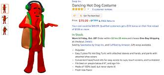 amazon black friday deals bysiiness insiders snapchat sells 80 dancing dog costume on amazon business