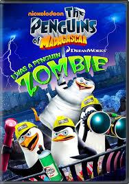 Los Pinguinos de Madagascar: El Pinguino Zombie