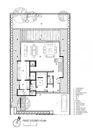 Floor Plan With Roof Plan by Wind Vault House With Oval Shaped Roof