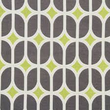Furniture Upholstery Fabric by Grey Geometric Upholstery Fabric Modern Lime Green Fabric For