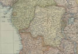 Map Of Europe And Africa by File 1922 Leopoldville Detail Map Of Africa And Adjoining Portions