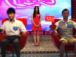 Countries Slammed When China Unravels   Business Insider china chinese love dating game show