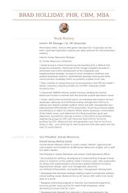 Human Resources Resume Samples by Hr Manager Resume Samples Visualcv Resume Samples Database
