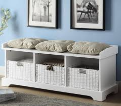 White Entryway Table by Entryway Storage Bench White Home Inspirations Design
