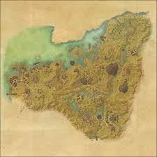 Coldharbour Ce Treasure Map Tes Online Map Of Malabal Tor