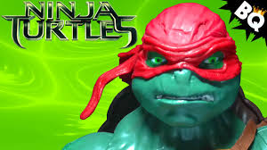 raphael halloween costume ninja turtles raphael tmnt 2014 movie action figure review youtube