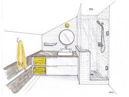 download design bathroom floor plan house scheme