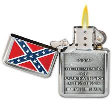 Rebel Flag Home Decor by Confederate Rebel Flag Heritage Not Csa Windproof Lighter