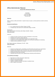 Linux System Administrator Resume Sample by Administrative Resume Template A Resume Template For A Consular