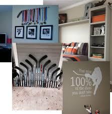 max u0027s bedroom reveal a hockey paradise