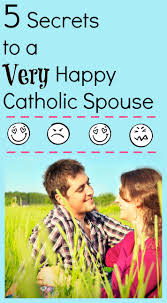 Lisa Duffy shares her tips for keeping your Catholic spouse happy regardless of how long you Pinterest