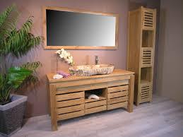 Idee Deco Wc Zen Meuble De Salle De Bain En Teck Zen Double Vasque 145cm Toilet
