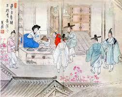 Pictura din timpul dinastiei Joseon Images?q=tbn:ANd9GcQDx2w7U-fpCPjL5b48ztmyOMNz_KeQv0OVMiaSk6g8TvDvsPrfhA