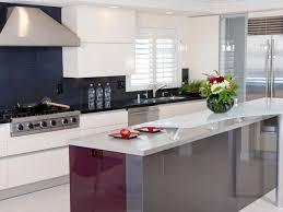 kitchen magnificent modern white kitchen design with white
