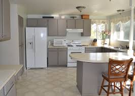 Oak Kitchen Cabinets Refinishing Painting Painting Oak Cabinets White Painting Oak Kitchen