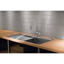 Aluminum Kitchen Backsplash Peel And Stick Backsplash Tiles For Kitchen 3