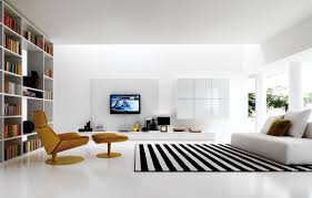 White Furniture For Living Room