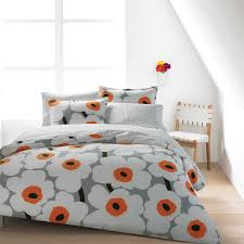 marimekko ut white grey sheet set grey sheets marimekko and