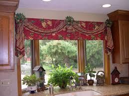 choosing decorative kitchen window valances design ideas and decor