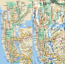 Mta Info Subway Map by Subway Map L Train My Blog