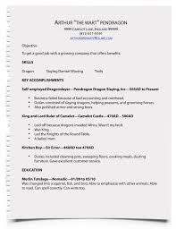 how to type resume Template