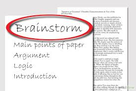 Comment faire une dissertation       tapes wikiHow Image intitul  e Write a Paper Step